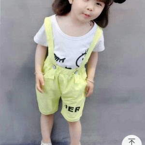 9 month - 3 years Summer Stunning Collection for baby girl - Yellow
